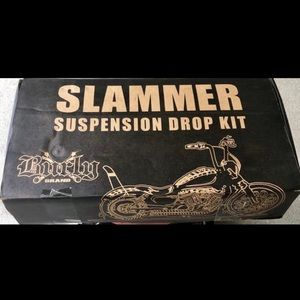 Slammer suspension Drop kit. New in box 📦